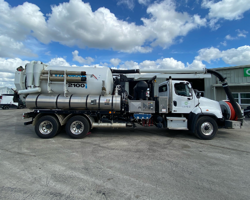2019 Vactor 2115 PD Image